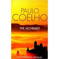 The Alchemist - Paulo Coelho - Książka