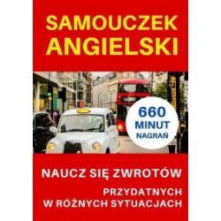 Samouczek angielski Naucz się zwrotów.. + CD - Jacek Gordon - Książka Pozostałe
