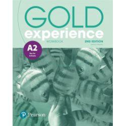 Gold Experience 2ed A2 WB PEARSON - Kathryn Alevizos - Książka