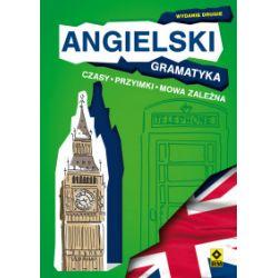 Angielski. Gramatyka. Czasy, przyimki, mowa zależna, wydanie drugie - Ken Singleton, Paul Seligson - Książka Pozostałe