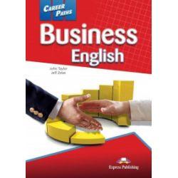 Career Paths. Business English + aplikacja na komputer - John Taylor, Jeff Zeter - Książka