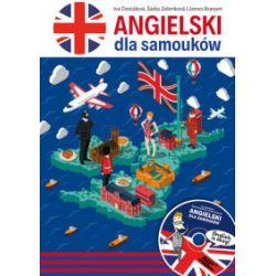Angielski dla samouków + CD - Sarka Zelenkova - Książka Pozostałe