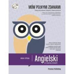 Angielski w tłumaczeniach. Mów pełnymi zdaniami + CD - Adam Urban - Książka