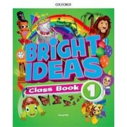 Bright Ideas 1 CB and app Pack OXFORD - Cheryl Palin, Mary Charrington, Charlotte Covill - Książka Pozostałe