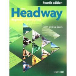 Headway 4th edition. Beginner. Podręcznik do języka angielskiego - Liz Soars, John Soars - Książka Pozostałe