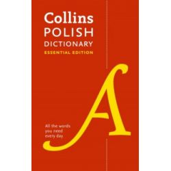 Collins Polish Dictionary. Essential Edition - praca zbiorowa - Książka