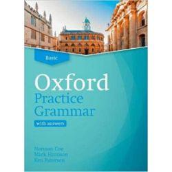 Oxford Practice Grammar Basic with key - praca zbiorowa - Książka Książki do nauki języka obcego