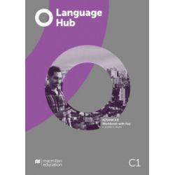 Language Hub Advanced C1 WB + key MACMILLAN - Jeremy Day, Graham Skerritt - Książka Książki do nauki języka obcego