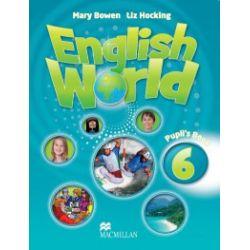 English World 6 SB MACMILLAN - Mary Bowen, Liz Hocking - Książka Książki do nauki języka obcego