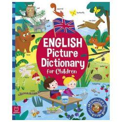 English Picture Dictionary for Children - Katarzyna Łanocha - Książka Książki do nauki języka obcego