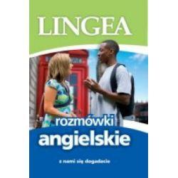 Rozmówki angielskie. Z nami się dogadacie (oprawa miękka, 192 stron, rok wydania 2020) - praca zbiorowa - Książka Książki do nauki języka obcego
