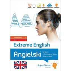 Extreme English. Angielski System Intensywnej Nauki Słownictwa, C1, C2 - praca zbiorowa - Książka Książki do nauki języka obcego