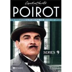Agatha Christie's Poirot: Series 9 (DVD 2004)
