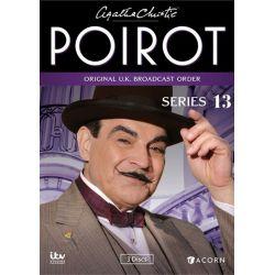 Agatha Christie's Poirot: Series 13 (DVD)
