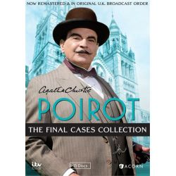 Agatha Christie's Poirot: The Final Cases Collection (DVD)
