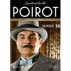 Agatha Christie's Poirot: Series 10 (DVD 2005)