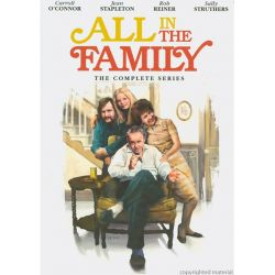 All In The Family: The Complete Series (DVD 1971)