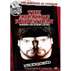 Amazing Johnathan, The: Wrong On Every Level - Uncensored (DVD 2007) Pozostałe