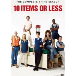 10 Items Or Less: The Complete Third Season (DVD 2009) Pozostałe