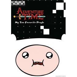Adventure Time: My Two Favorite People (Repackage) (DVD 2010)