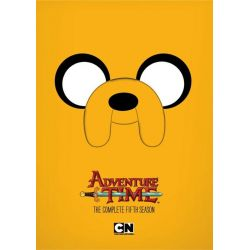 Adventure Time: The Complete Fifth Season (DVD 2013)