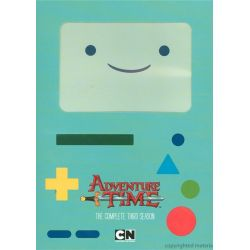 Adventure Time: The Complete Third Season (DVD 2011)