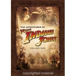 Adventures Of Young Indiana Jones, The: Volume One (DVD 1992) Pozostałe