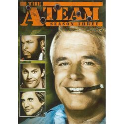 A-Team, The: Season Three (Repackage) (DVD 1984)