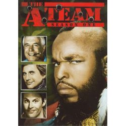 A-Team, The: Season One (Repackaged) (DVD 1983)