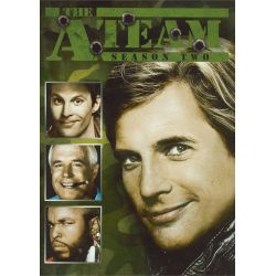A-Team, The: Season Two (Repackage) (DVD 1983)