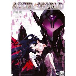 Accel World: Set One (DVD) Pozostałe