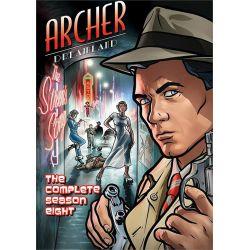 Archer: The Complete Eighth Season (DVD 2017) Pozostałe