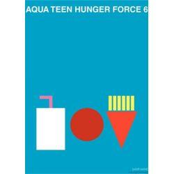 Aqua Teen Hunger F-rce: Volume 6 (DVD 2009) Pozostałe
