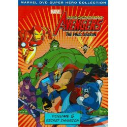 Avengers, The: Earth's Mightiest Heroes! - Volume 5 (DVD) Pozostałe