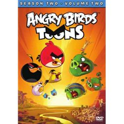 Angry Birds Toons: Season Two - Volume Two (DVD 2015)