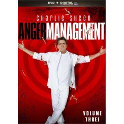 Anger Management: Season Three (DVD + UltraViolet) (DVD 2013) Pozostałe