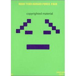 Aqua Teen Hunger F-rce: Volume 4 (DVD 2005) Zagraniczne