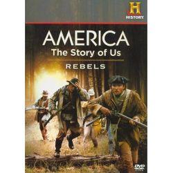 America: The Story Of Us - Rebels (DVD 2010) Pozostałe