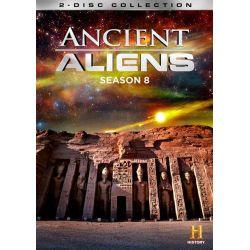 Ancient Aliens: Season Eight (DVD) Zagraniczne