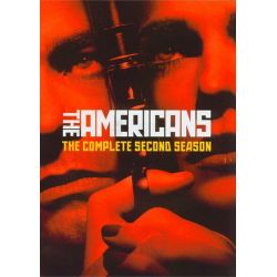 Americans, The: The Complete Second Season (DVD 2014) Pozostałe