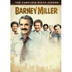 Barney Miller: The Complete Sixth Season (DVD)