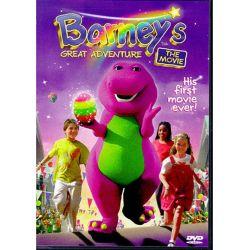 Barney: Barney's Great Adventure: The Movie (DVD 1998)