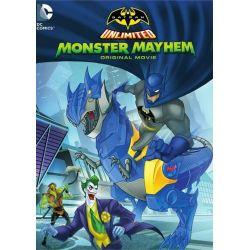 Batman Unlimited: Monster Mayhem (DVD 2015) Pozostałe