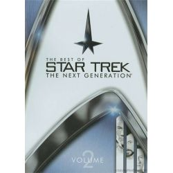 Best Of Star Trek, The: The Next Generation - Volume 2 (DVD 1989) Pozostałe