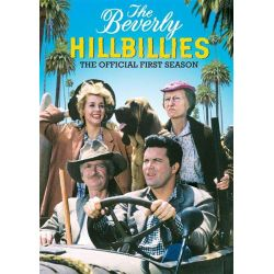 Beverly Hillbillies, The: The Official First Season (DVD 1962) Zagraniczne