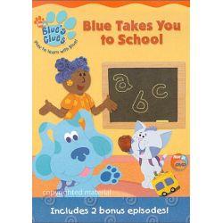 Blue's Clues: Blue Takes You To School (DVD 2003) Pozostałe