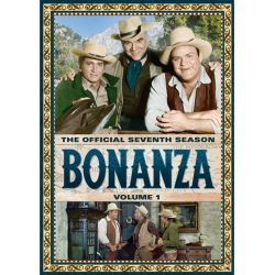 Bonanza: The Official Seventh Season - Volume One (DVD 1965) Zagraniczne