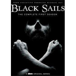 Black Sails: The Complete First Season (DVD 2014) Zagraniczne
