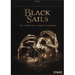 Black Sails: The Complete Fourth Season (DVD 2016) Zagraniczne