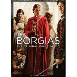 Borgias, The: The First Season (DVD 2010) Pozostałe